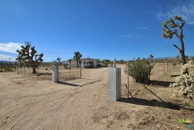 3914 El Dorado Avenue, Yucca Valley, CA 92284 - MLS#: 21679292