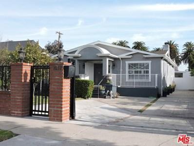 1032 S WINDSOR, Los Angeles, CA 90019 - MLS#: 21679548
