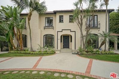 615 N Linden Drive, Beverly Hills, CA 90210 - MLS#: 21680500