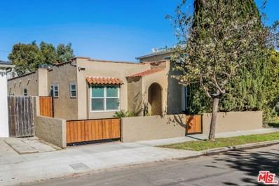 1137 Harrison Avenue, Venice, CA 90291 - MLS#: 21680592