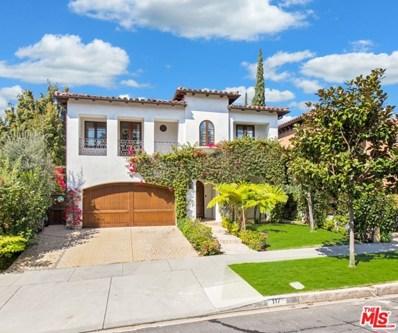 117 N BOWLING GREEN Way, Los Angeles, CA 90049 - MLS#: 21680594