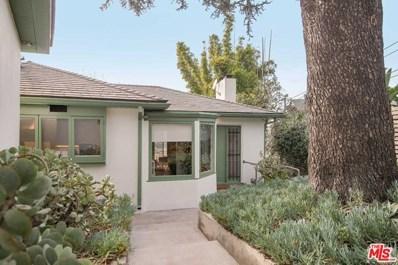 3896 Franklin Avenue, Los Angeles, CA 90027 - MLS#: 21681370