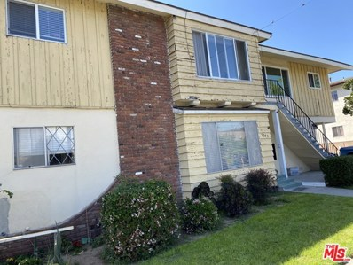 1049 Larch Street UNIT 4, Inglewood, CA 90301 - MLS#: 21681378