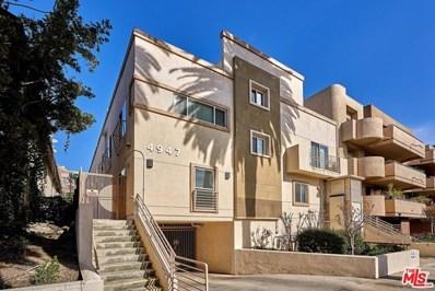 4947 Rosewood Avenue UNIT 1, Los Angeles, CA 90004 - MLS#: 21683010