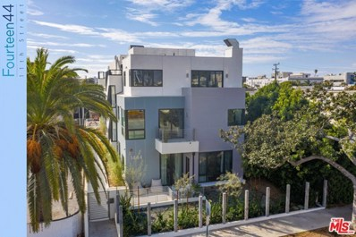 1444 11th Street UNIT PH7, Santa Monica, CA 90401 - MLS#: 21684588