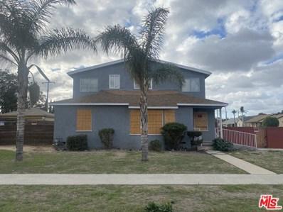12403 S Central Avenue, Los Angeles, CA 90059 - MLS#: 21685272