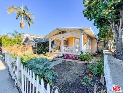 702 Marine Street, Santa Monica, CA 90405 - MLS#: 21687154