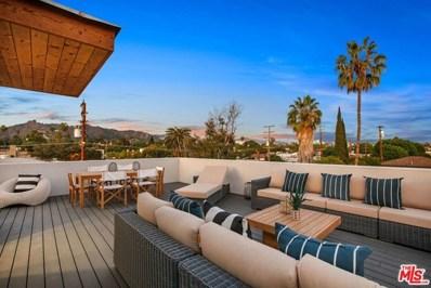 1041 N Spaulding Avenue UNIT 204, Los Angeles, CA 90046 - MLS#: 21689394