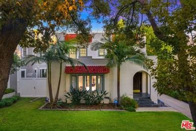 1408 N Genesee Avenue, Los Angeles, CA 90046 - MLS#: 21690112