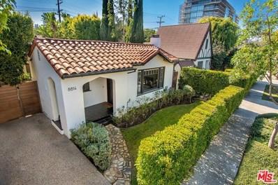 8814 Rosewood Avenue, West Hollywood, CA 90048 - MLS#: 21690516
