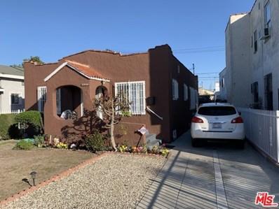 2516 S Harcourt Avenue, Los Angeles, CA 90016 - MLS#: 21692760