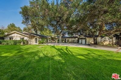 1110 Linda Vista Avenue, Pasadena, CA 91103 - MLS#: 21692840