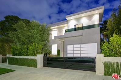 350 N Kilkea Drive, Los Angeles, CA 90048 - MLS#: 21694244