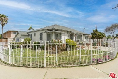 11802 Raymond Avenue, Los Angeles, CA 90044 - MLS#: 21694624