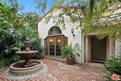 1051 N Orlando Avenue, West Hollywood, CA 90069 - MLS#: 21695324