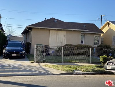 2301 Thurman Avenue, Los Angeles, CA 90016 - MLS#: 21696580