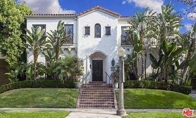 116 N Sycamore Avenue, Los Angeles, CA 90036 - MLS#: 21697766