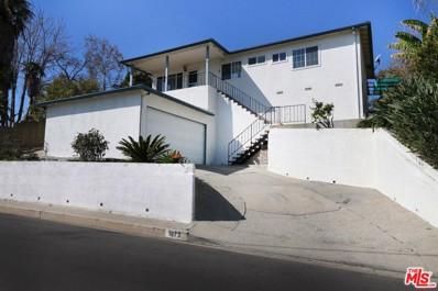 1873 Seigneur Avenue, Los Angeles, CA 90032 - MLS#: 21697998