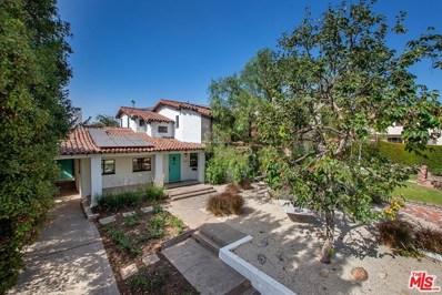 1025 S Sierra Bonita Avenue, Los Angeles, CA 90019 - MLS#: 21698280