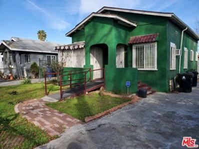 621 W 105Th Street, Los Angeles, CA 90044 - MLS#: 21699470