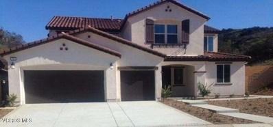 588 Comet Avenue, Simi Valley, CA 93065 - MLS#: 217001056