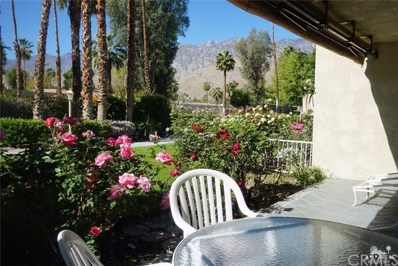 2451 Oakcrest Drive, Palm Springs, CA 92264 - MLS#: 217001334DA