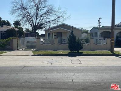 830 E 104Th Street, Los Angeles, CA 90002 - MLS#: 21700226