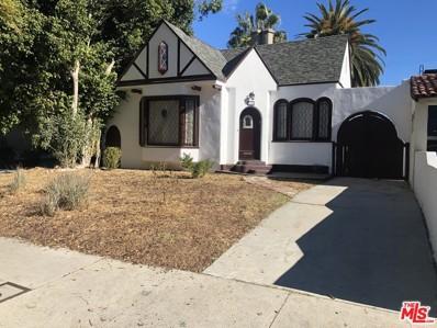 1118 S Elm Drive, Los Angeles, CA 90035 - MLS#: 21700402
