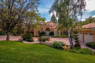 5592 Little Fawn Court, Westlake Village, CA 91362 - MLS#: 217004329