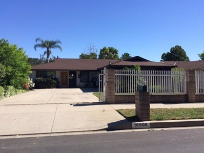 16906 Rayen Street, Northridge, CA 91324 - MLS#: 217005255
