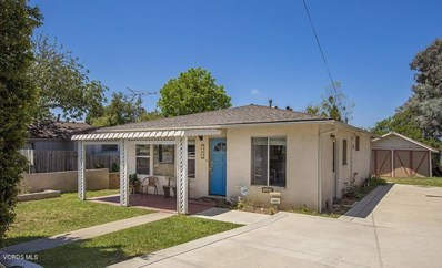 145 Apricot Street, Oak View, CA 93022 - MLS#: 217007085