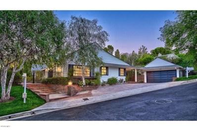 4420 Alonzo Avenue, Encino, CA 91316 - MLS#: 217007490