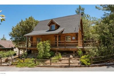 1917 Zermatt Drive, Pine Mtn Club, CA 93222 - MLS#: 217007857