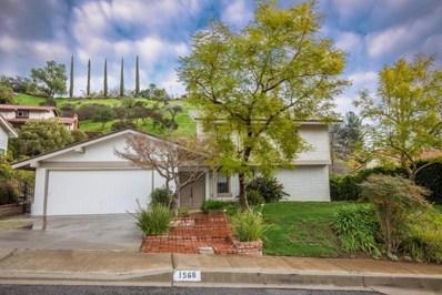 1568 Valecroft Avenue, Westlake Village, CA 91361 - MLS#: 217008109