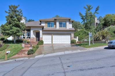 1387 Oakridge Court, Thousand Oaks, CA 91362 - MLS#: 217008821