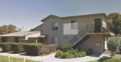 1431 Casa San Carlos Lane UNIT D, Oxnard, CA 93033 - MLS#: 217009047