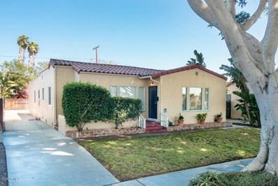 San Clemente Street, Ventura, CA 93001 - MLS#: 217009145