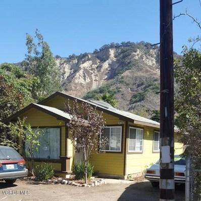 8732 Ventura Avenue, Ventura, CA 93001 - MLS#: 217009831