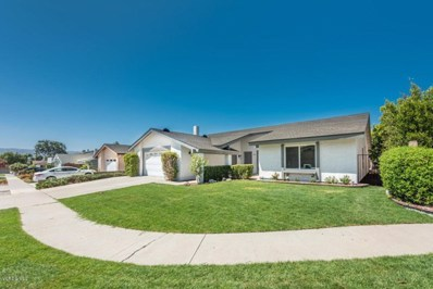 2661 Belburn Place, Simi Valley, CA 93065 - MLS#: 217009861