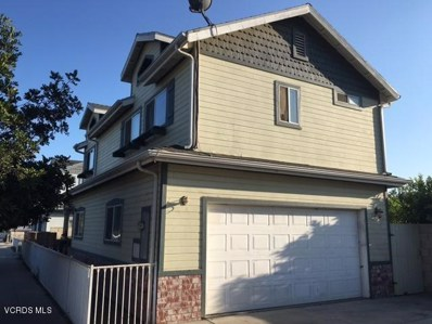743 B Street, Fillmore, CA 93015 - MLS#: 217009920