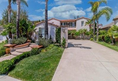 4263 Via Azul, Newbury Park, CA 91320 - MLS#: 217009936