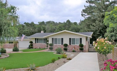 1494 Loma Drive, Ojai, CA 93023 - MLS#: 217010129