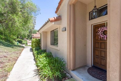 428 Country Club Drive UNIT A, Simi Valley, CA 93065 - MLS#: 217010212