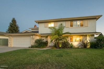 1550 Habra Court, Camarillo, CA 93010 - MLS#: 217010221