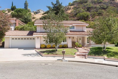 1600 Castleview Court, Westlake Village, CA 91361 - MLS#: 217010312