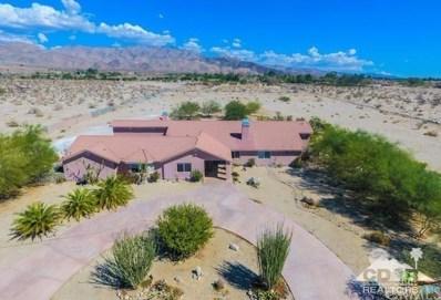 29100 Sunnyslope Street, Desert Hot Springs, CA 92241 - MLS#: 217010362DA