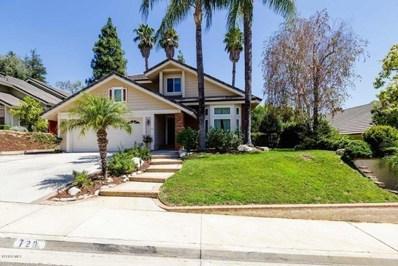 720 Oak Branch Drive, Oak Park, CA 91377 - MLS#: 217010449