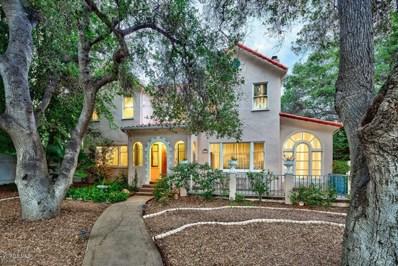 1025 Ojai Road, Santa Paula, CA 93060 - MLS#: 217010544
