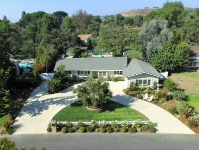 1541 El Cerrito Drive, Thousand Oaks, CA 91362 - MLS#: 217010551
