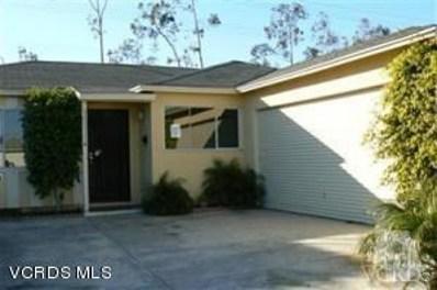 1553 5th Street, Port Hueneme, CA 93041 - MLS#: 217010641